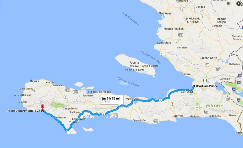 matthew-trip-route